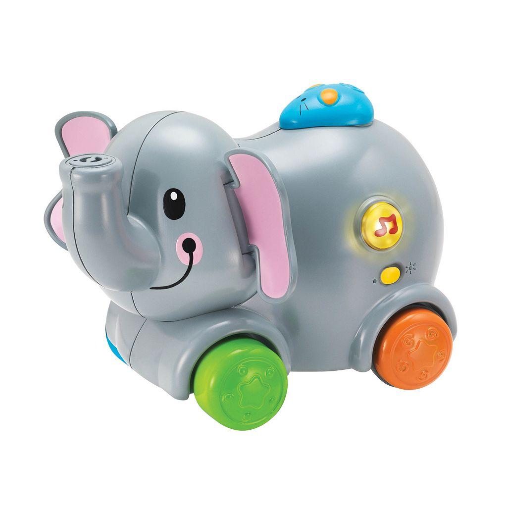 Winfat Remote-Control Bubble Fun Dancing Elephant