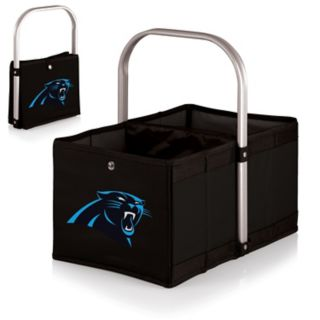 Picnic Time Carolina Panthers Urban Folding Picnic Basket