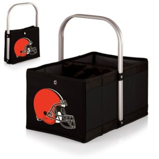 Picnic Time Cleveland Browns Urban Folding Picnic Basket