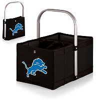Picnic Time Detroit Lions Urban Folding Picnic Basket