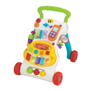 Winfat Grow With Me Musical Walker