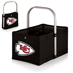 Picnic Time Kansas City Chiefs Urban Folding Picnic Basket