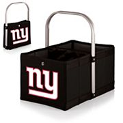 Picnic Time New York Giants Urban Folding Picnic Basket
