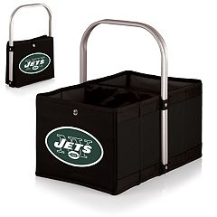 Picnic Time New York Jets Urban Folding Picnic Basket