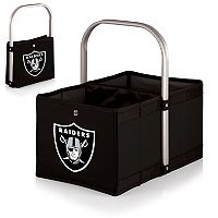 Picnic Time Oakland Raiders Urban Folding Picnic Basket