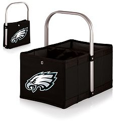 Picnic Time Philadelphia Eagles Urban Folding Picnic Basket