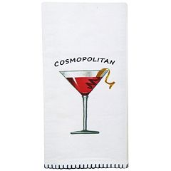 Metro Farmhouse 2 pc 'Cosmopolitan' Kitchen Towel Set