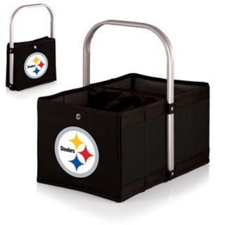 Picnic Time Pittsburgh Steelers Urban Folding Picnic Basket