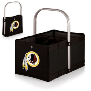 Picnic Time Washington Redskins Urban Folding Picnic Basket