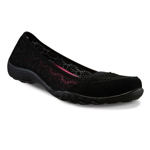 Newest Skechers Relaxed Fit Breathe Easy Pretty Factor