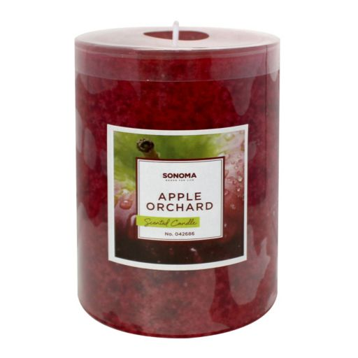 """SONOMA Goods for Life™ 3"""" x 4"""" Apple Orchard Candle"""