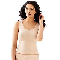Women's Bali One Smooth U All-Around Smoothing Seamless Tank 2B88