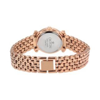 Croton Women's Diamond & Crystal Watch