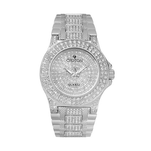 Croton Women's Austrian Crystal Watch