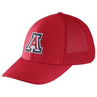 Adult Nike Arizona Wildcats Legacy 91 Swoosh Flex Cap