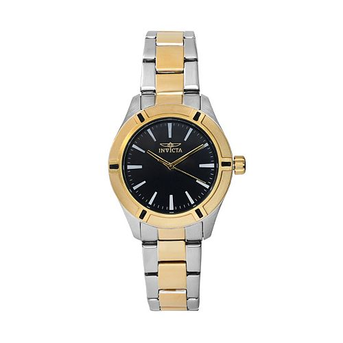 Invicta Men's Pro Diver Two Tone Stainless Steel Watch