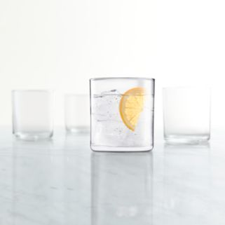 Food Network™ Modern Bar 4-pc. Double Old-Fashioned Glass Set