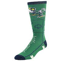 Men's Notre Dame Fighting Irish Parade Crew Socks
