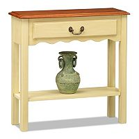 Leick Furniture Wave Sofa Table
