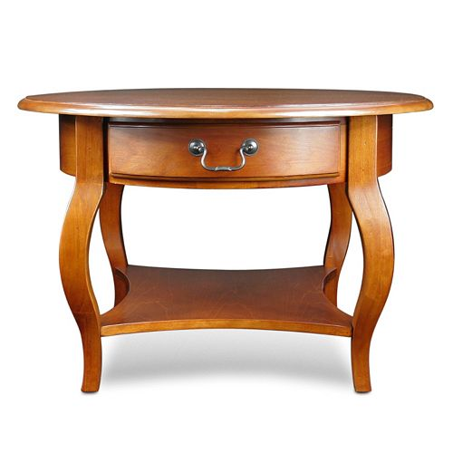 Kohl Furniture Store: Leick Furniture Round Coffee Table