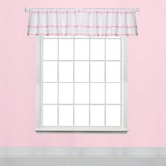Saturday Knight, Ltd. Confetti Dot Window Valance - 42'' x 16''