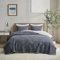 INK+IVY Pomona 3-piece Coverlet Set