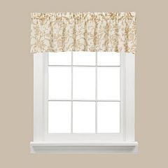 Saturday Knight, Ltd. Melissa Window Valance - 58'' x 13''