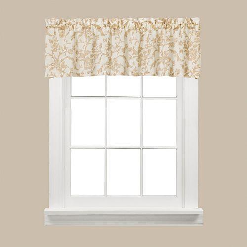 Saturday Knight, Ltd. Melissa Window Valance - 58'' x 13''