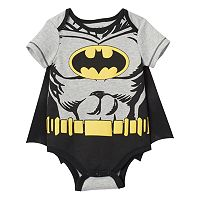 Baby Boy DC Comics Batman Bodysuit with Cape