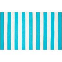 Safavieh Montauk Drake Striped Handcrafted Flatweave Rug