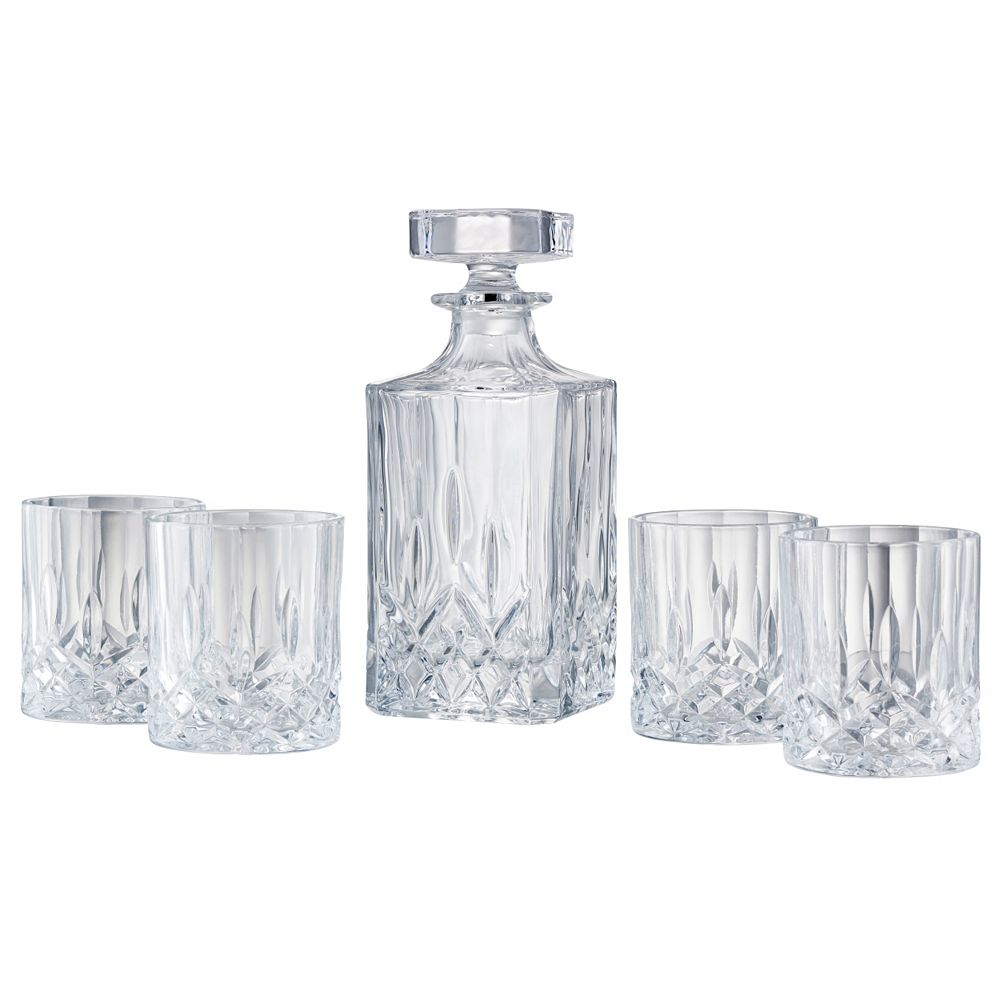 Artland Windsor 5-pc. Whiskey Decanter Set