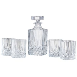 Artland Windsor 5-pc. Whiskey Decanter Set