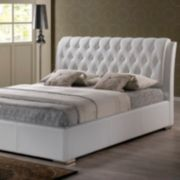 Baxton Studio Bianca Tufted Modern Full Bed
