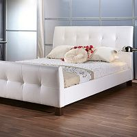 Baxton Studio Amara Modern Bed Frame