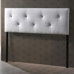 Baxton Studio Kirchem Upholstered Headboard