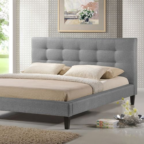 Baxton Studio Quincy Designer Bed - Full