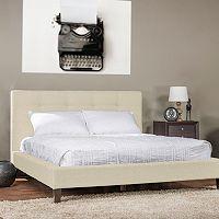 Baxton Studio Quincy Designer Bed - Full