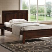 Baxton Studio Spuma Contemporary Bed