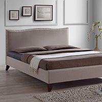 Baxton Studio Battersby Designer Bed