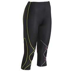 Women's CW-X Expert COOLMAX Capri Running Tights