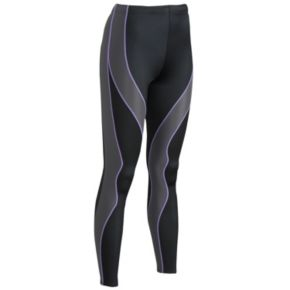Women's CW-X PerformX COOLMAX Compression Running Tights