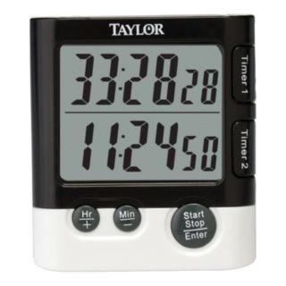 Taylor Dual Event Digital Timer