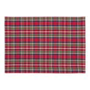 KAF HOME Holiday Plaid 4-pc. Placemat Set