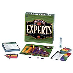 Beat The Experts Board Game by University Games by
