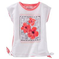 Girls 4-6x OshKosh B'gosh® Embellished Side-Tie Tee