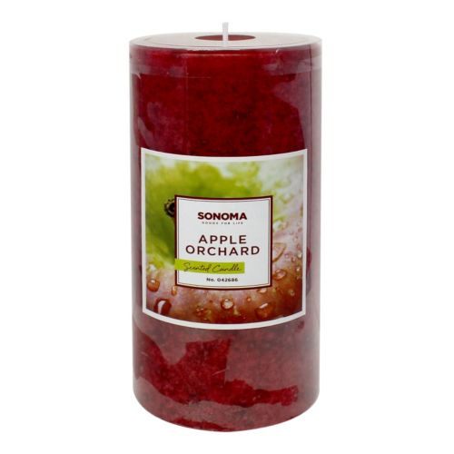 SONOMA Goods for Life™ 3″ x 6″ Apple Orchard Candle