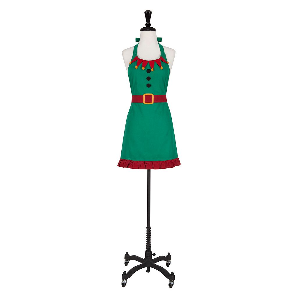 KAF HOME Holiday Elf Apron