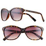 Women's ELLE? Classic Square Sunglasses