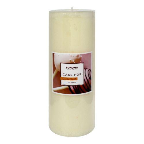 SONOMA Goods for Life™ 3″ x 8″ Cake Pop Pillar Candle
