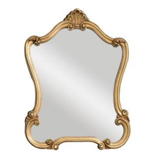 Uttermost Walton Hall Gold-Tone Wall Mirror
